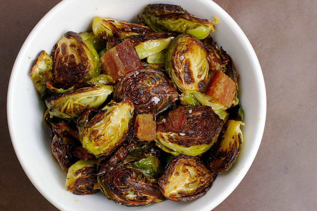Ep120: My Favorite Vegetable: Brussel Sprouts!
