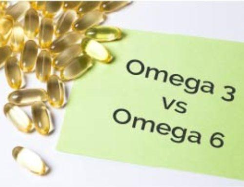 Omega 3 vs Omega 6